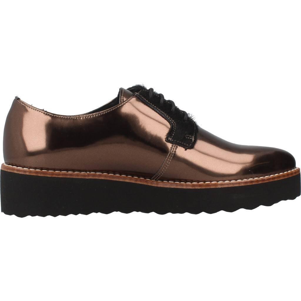 GAS Halbschuhe & Derby-Schuhe, Farbe Metallic-Farbe, Marke, Modell Modell Marke, Halbschuhe & Derby-Schuhe SIRJA Lace Metallic-Farbe Metallic-farbe 1fffe6