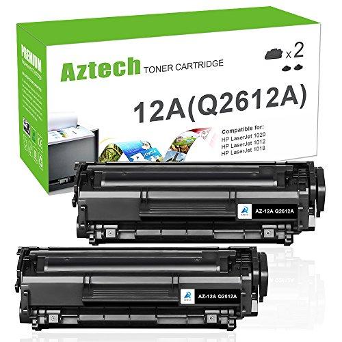 Aztech Q2612a 12a Toner Compatible For Hp 12a Q2612a Toner