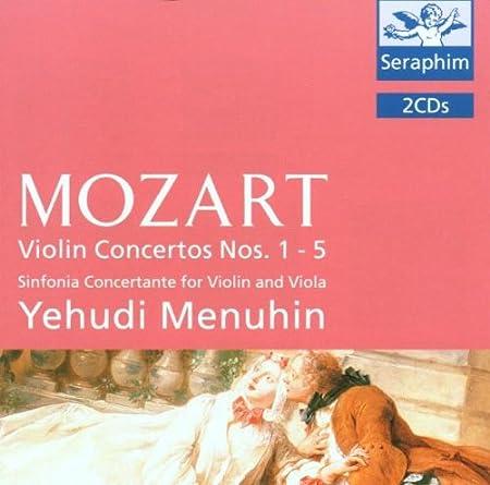 Violin Concertos 1-5