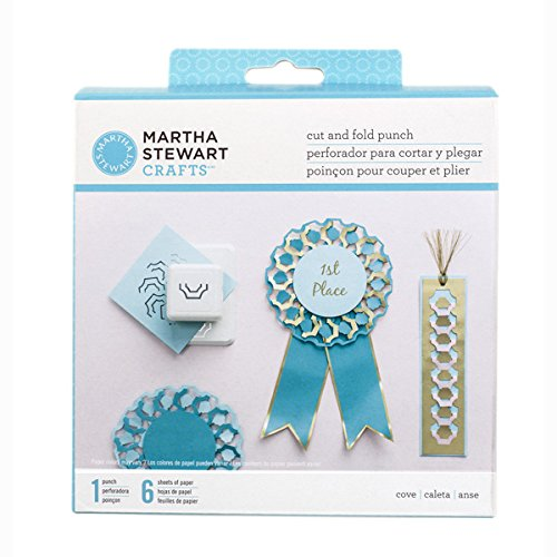 Martha Stewart Crafts Cut and Fold Paper Punch, 42-95006