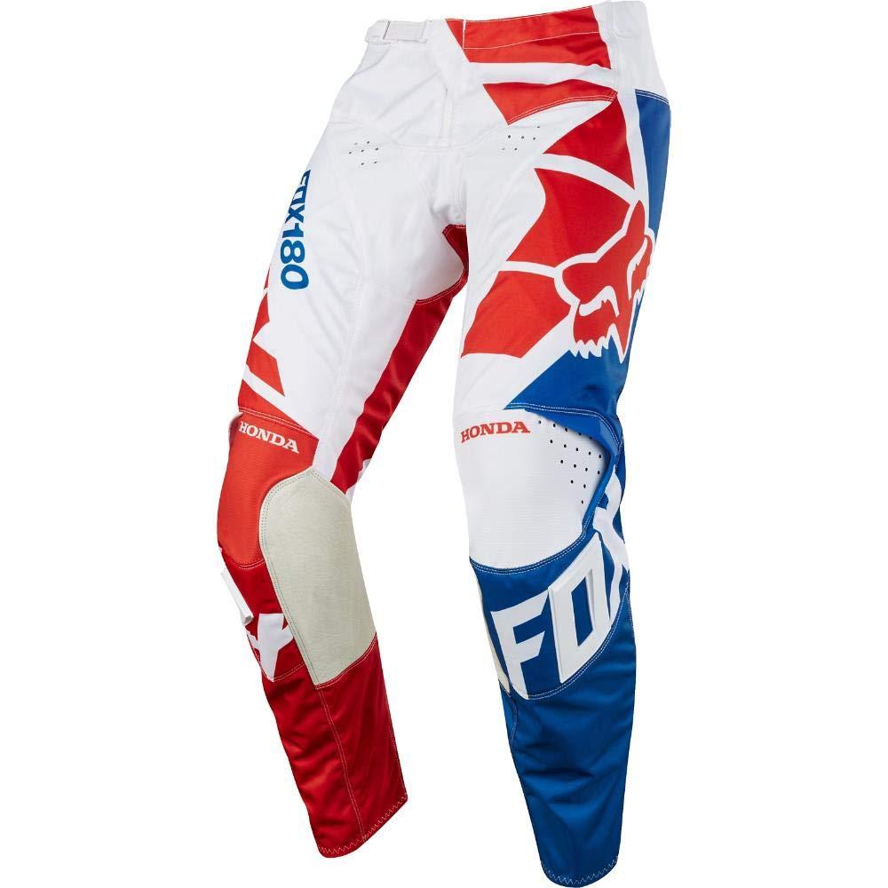 34 19437-003-34 Fox Racing 2018 180 HONDA PANT RED