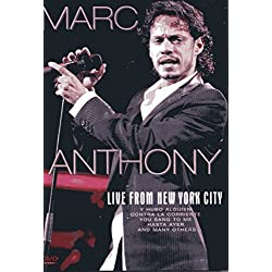 Marc Anthony : Live From New York City ~ Dvd [Import] Region 0 - Ntsc | Marc Anthony - Tito Puente