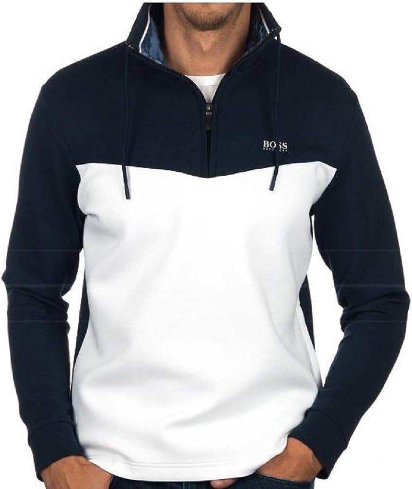 Amazon.com: Hugo Boss Men Sweatshirt Sweat