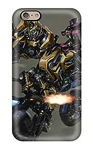 Iphone 6 Case Cover Skin : Premium High Quality Transformers Case(3D PC Soft Case)