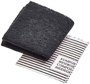 Universal - Kit de filtros para freidora