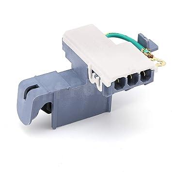 8318084 Interruptor de tapa de lavadora para Whirlpool Kenmore ...