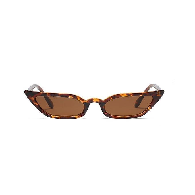 Amazon.com: Gafas de sol para mujer con montura pequeña ...