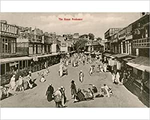 Impresión fotográfica de Kissa kahani kimberling, Peshawar