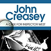 A Case for Inspector West | John Creasey