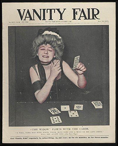 VANITY FAIR burlesque showgirls 10/11 1902 Marie Dressler Virginia Harned +