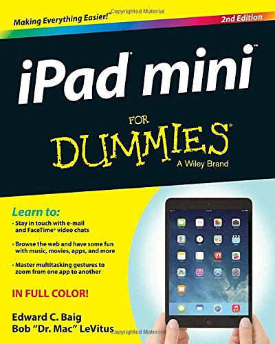 Price comparison product image iPad mini For Dummies