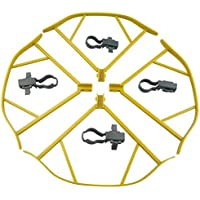 UUMART DJI Mavic Pro Quadcopter Drone Spare Parts Propeller Guard Set-Orange