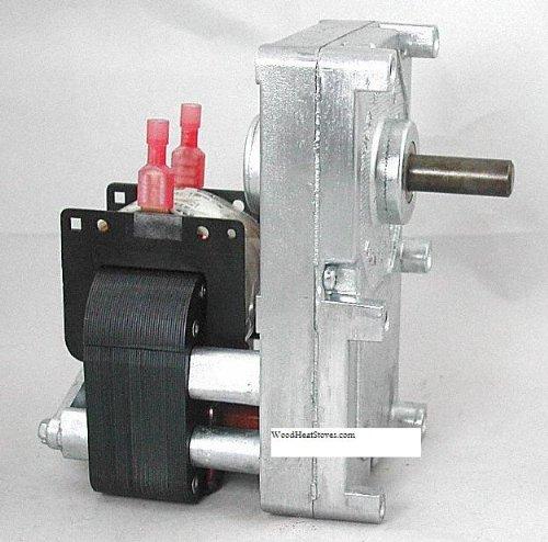pellet stove auger motor 4 rpm - 2