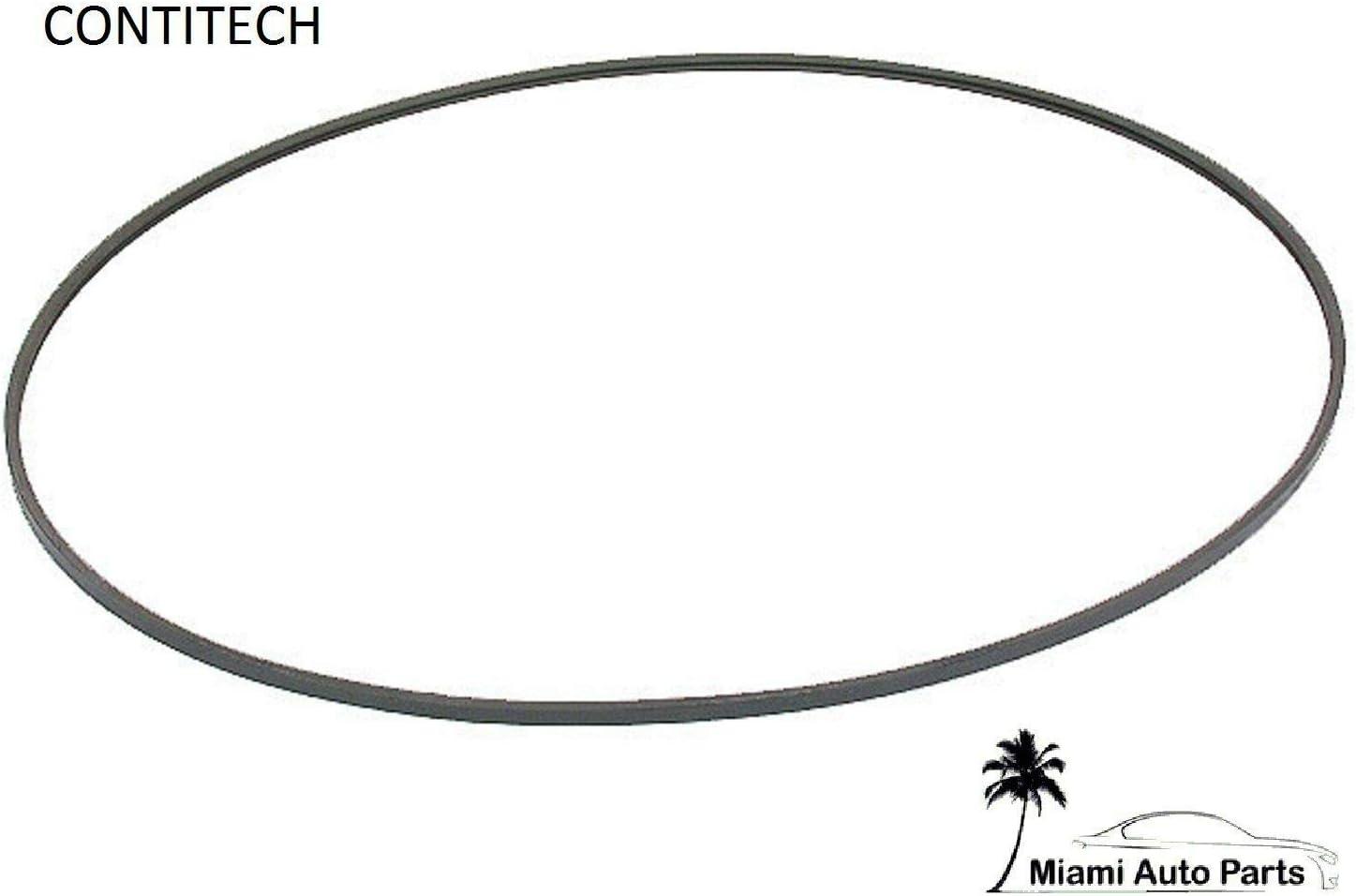 for Mercedes w210 Belt between Aux Fans 2PJ x 859 by OEM ContiTech