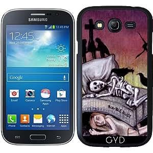 Funda para Samsung Galaxy Grand i9082 - Por Fin Durmiendo by Rouble Rust