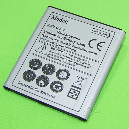 3500mAh Spare Rechargeable Standard Battery For AT&T Samsung Galaxy Express Prime SM-J320A Smartphone USA FAST Shipping