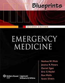 Blueprints medicine blueprints series 9781469864150 medicine blueprints emergency medicine blueprints series malvernweather