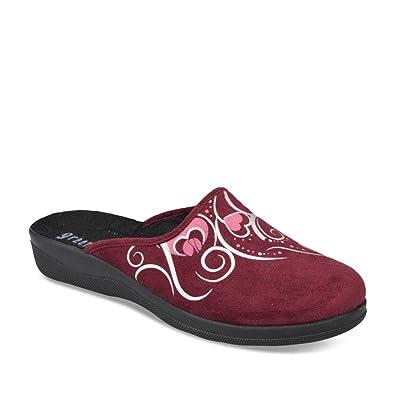 Marques Chaussure femme Elizabeth Stuart femme Havane 887 Multi noir ... 2b6952c6f129
