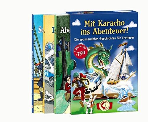Leselöwen - Mit Karacho ins Abenteuer!: Die spannendsten Geschichten für Erstleser