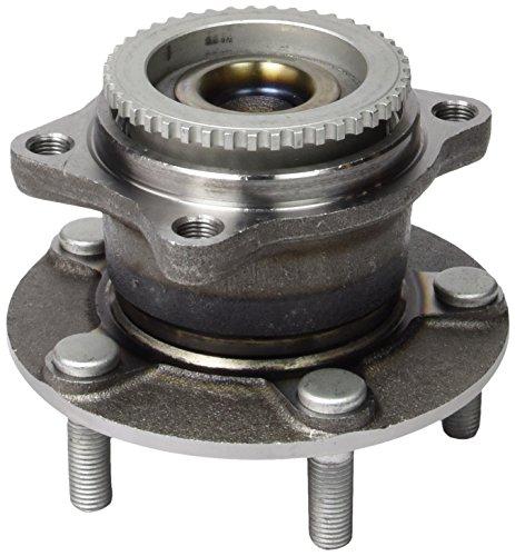 WJB WA512289 - Rear Wheel Hub Bearing Assembly - Cross Reference: Timken HA590143 / Moog 512289 / SKF BR930431