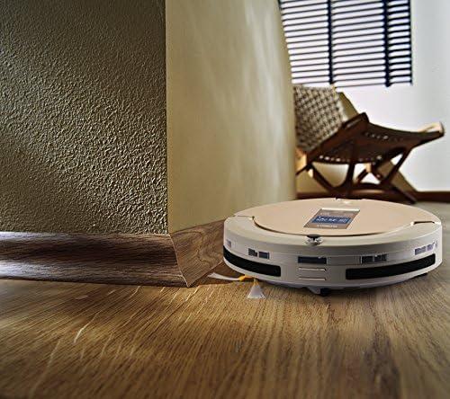 Wisdom Robot Amtidy A325 Robot Aspirateur avec Recharge