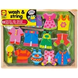 ALEX Toys Little Hands Wash & String