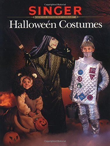 [Halloween Costumes (Singer Sewing Reference Library) by The Editors of Creative Publishing international] (Halloween Costumes 03)