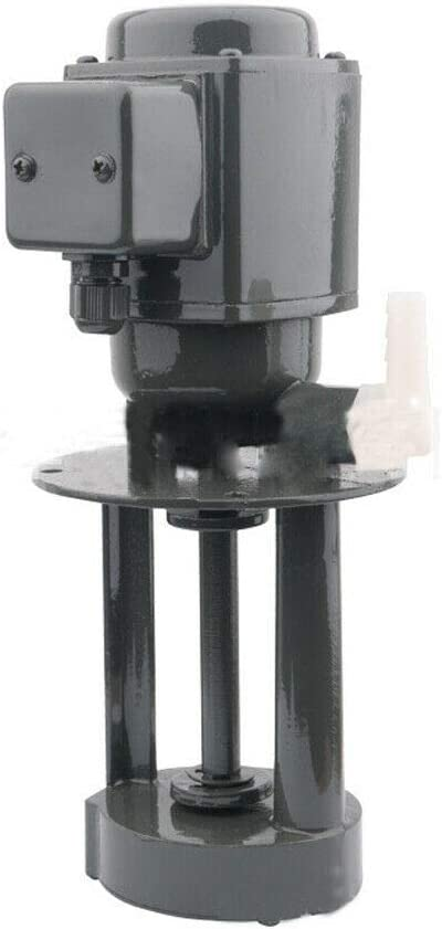 TTC IMP553-1 115//230V 1 Phase 1//8HP Immersion Coolant Pump 8.1 GPM
