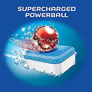 Finish All in 1 Powerball Fresh, 94ct, Dishwasher Detergent Tablets