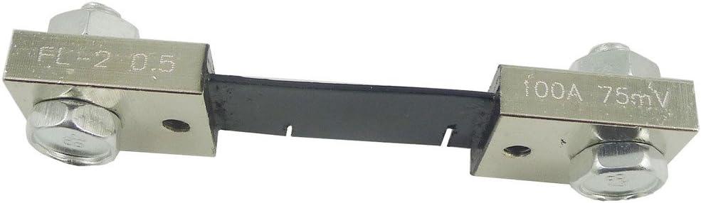 Blau) EasyWordMall Aihasd Digital Voltmeter 0-300V 200A LED Amperemeter Volt Amp Panel Meter( Rot