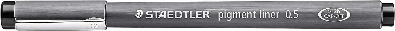 308-0.05 Black Ink 0.05mm Staedtler Pigment Liner