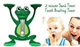 Baby : Mommys Helper Froggie Flip Toothbrush Timer, Green