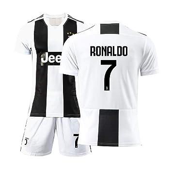 LLforever 2018/2019,Juventus Camiseta Local, fútbol, Ronaldo ...