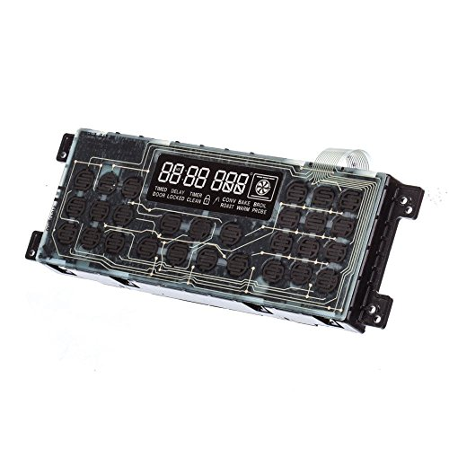 - Frigidaire 316462868 Range Oven Control Board and Clock Genuine Original Equipment Manufacturer (OEM) Part for Frigidaire
