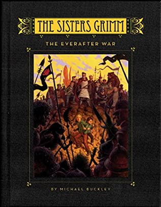 book cover of The Everafter War