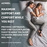 AZMED 2020 Plantar Fasciitis Night Splint