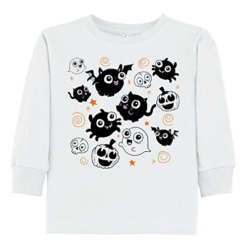 inktastic OMG Toddler Long Sleeve T-Shirt 4T White - Gus Fink Studios