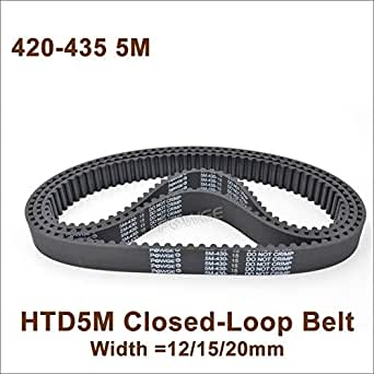 25AT10//660 Timing Belt660mm Length 25mm Width 66 Teeth AT10mm Pitch