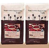 Organic Coffee Beans by Portland Roasting Company, French Roast...