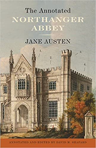The Annotated Northanger Abbey: Jane Austen, David M. Shapard:  9780307390806: Literature: Amazon Canada