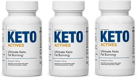 pastile keto actives