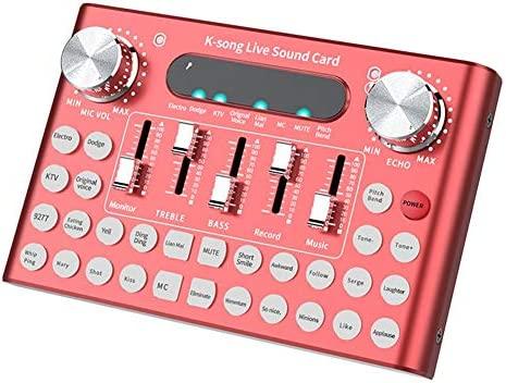 getherad - Mesa de Mezclar para Equipo DJ, Controlador DJ ...