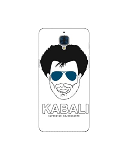 low priced 5c7f7 cc377 KabaliFan Phone case for by oneplus 3 paintcollar.com: Amazon.in ...