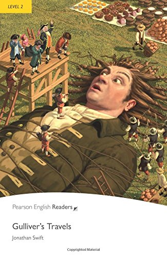 Gullivers Travels, Level 2, Penguin Readers (2nd Edition) (Penguin Readers, Level 2)