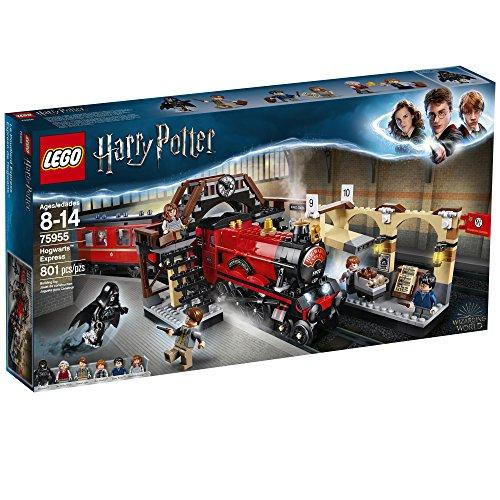 519dtjhcYPL - LEGO Harry Potter Hogwarts Express 75955 Building Kit (801 Pieces)