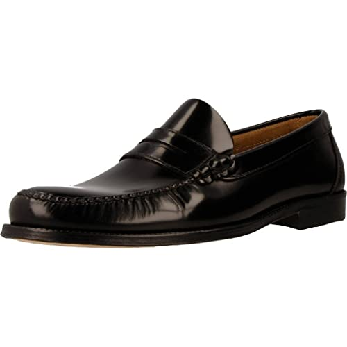 Mocasines para Hombre, Color Negro, Marca Edwards, Modelo Mocasines para Hombre Edwards B76671