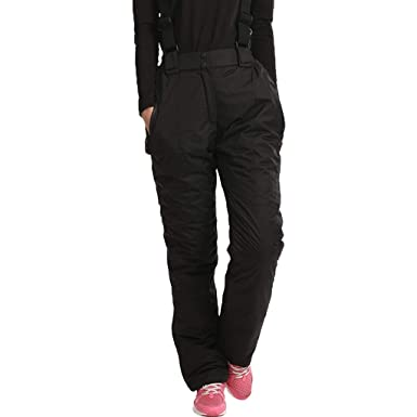 Image Unavailable. Image not available for. Color  DoMyfit Winter Ski Pant  Women Snow Pants Waterproof ... d9cf2ad52
