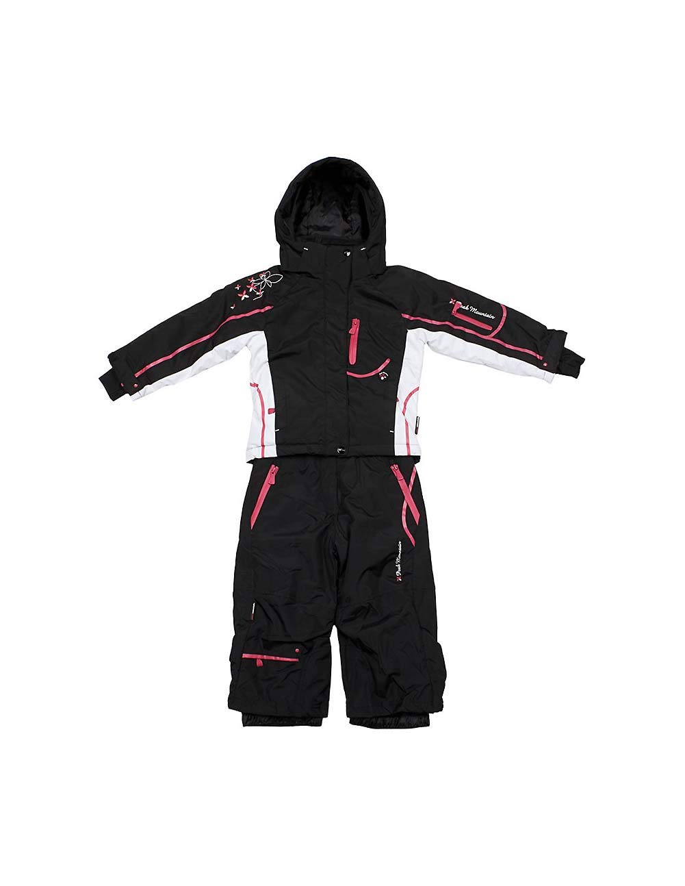 Peak Mountain Set Ski ragazza 10//16 anni GAULINE