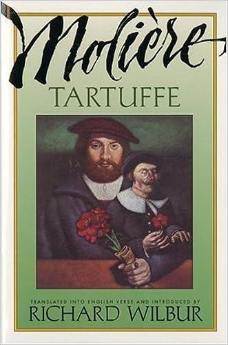 com tartuffe by moliere moliere richard wilbur books