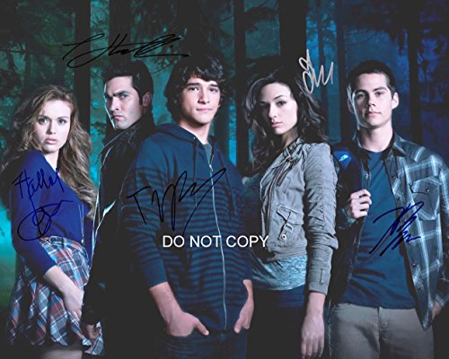 teen-wolf-mtv-show-cast-reprint-signed-autographed-8x10-photo-by-all-5-1-rp